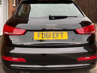 used Audi Q3 2.0 TFSI SE quattro 5dr