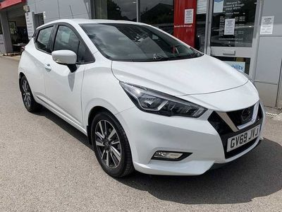 used Nissan Micra 1.0 Ig-T 100 Acenta Limited Edition 5Dr