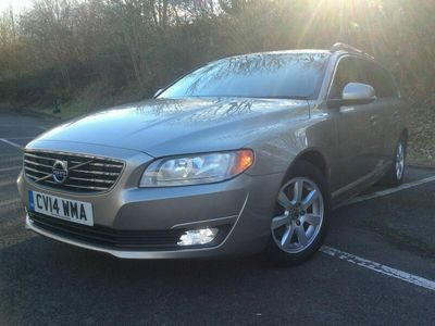 used Volvo V70 1.6 D2 Business Edition Powershift 5dr