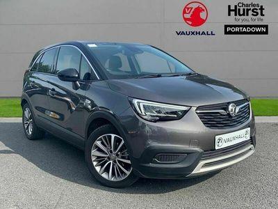 used Vauxhall Crossland X HATCHBACK