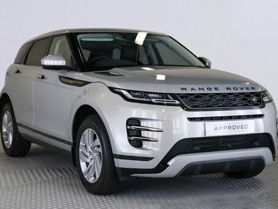 used Land Rover Range Rover evoque 2.0 D180 R-Dynamic S 5dr Auto 2019