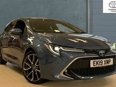 used Toyota Corolla 1.8 VVT-h Excel CVT (s/s) 5dr