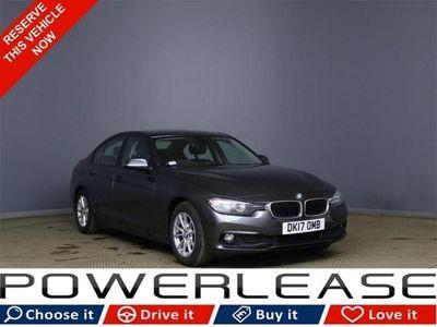 used BMW 320 3 SERIES 2.0 D ED PLUS 4d 161 BHP HEATED LEATHER SEATS SAT NAV
