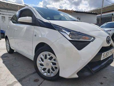 used Toyota Aygo 1.0 VVT-i x-play x-shift 5dr