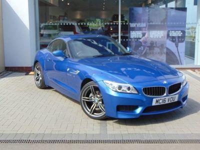 used BMW Z4 18i sDrive M Sport 2dr Auto