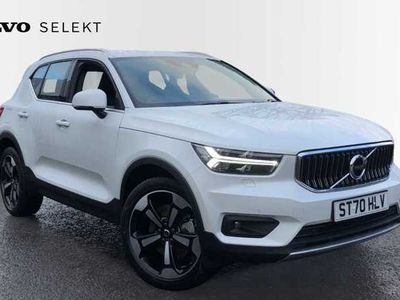 used Volvo XC40 Recharge Plug-in hybrid T5 FWD Inscription Automatic
