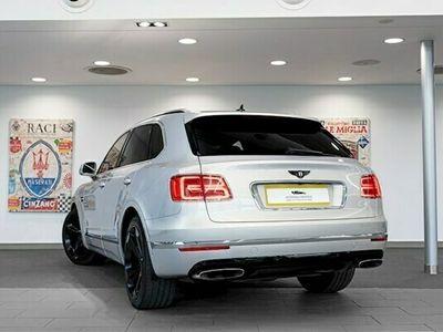 used Bentley Bentayga 6.0 W12 SUV 5dr Petrol Auto 4WD (s/s) 5 Seat (608 ps)