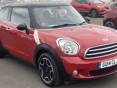 used Mini Cooper Coupé 1.6 Cooper D 3dr