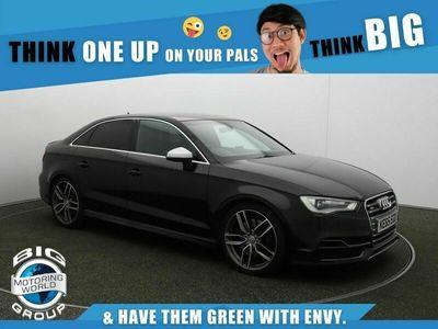 used Audi S3 S3QUATTRO NAV for sale | Big Motoring World