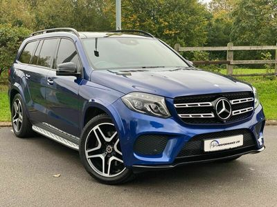 used Mercedes GLS350 Gls Class 3.0V6 AMG Line G-Tronic 4MATIC (s/s) 5dr