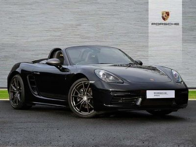 used Porsche 718 Boxster 2.0T T PDK (s/s) 2dr