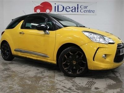 used Citroën DS3 1.6 THP DSport 3dr
