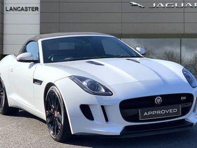 used Jaguar F-Type 3.0 V6 Supercharged S 2dr