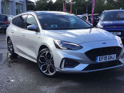 used Ford Focus 1.5 EcoBoost 182 ST-Line X 5dr