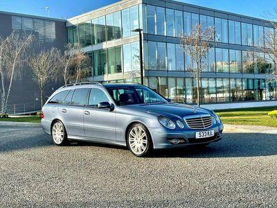 used Mercedes E320 E Class 3.0CDI Sport G-Tronic 5dr