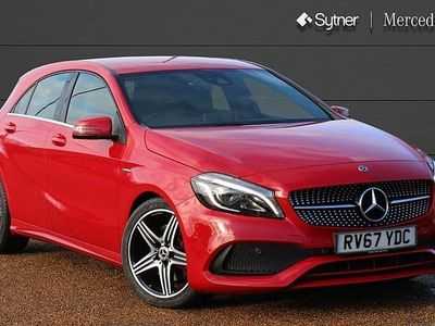 used Mercedes A250 A ClassAMG 5dr 2.0
