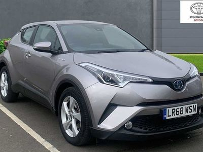 used Toyota C-HR 1.8 VVT-h Icon CVT (s/s) 5dr