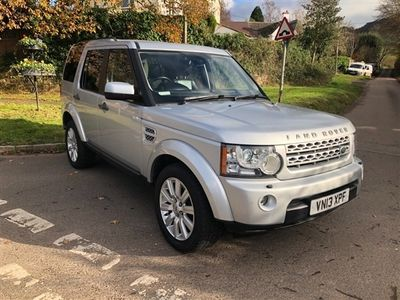 used Land Rover Discovery SDV6 XS 3 Auto