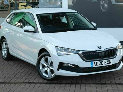 used Skoda Scala 5-Dr 1.0 TSI (115ps) SE 5dr