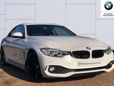 used BMW 418 Sport Coupe