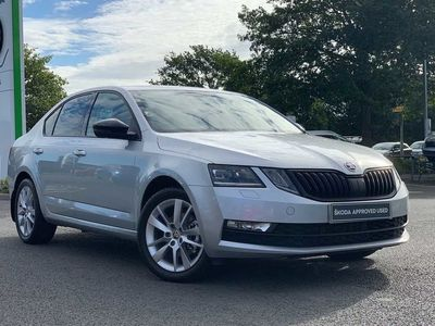 used Skoda Octavia Hatchback (2017) 1.5 TSI ACT SE L (150PS)