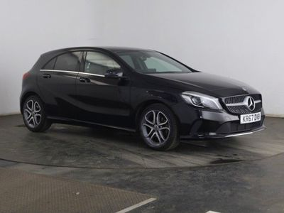 used Mercedes A180 A ClassSport Edition 5dr Auto 1.6