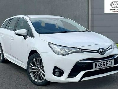 used Toyota Avensis 1.6 D-4D Business Edition Tourer 5-Dr