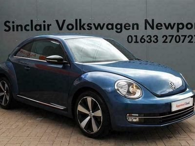 used VW Beetle Sport 1.4 TSI 150PS + DISCOVER NAVIGATION