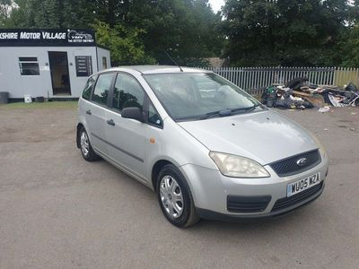 used Ford C-MAX 1.6 16v LX 5dr