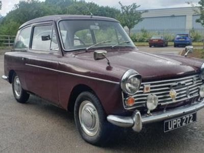used Austin A40  1963, not known, 61000 miles.