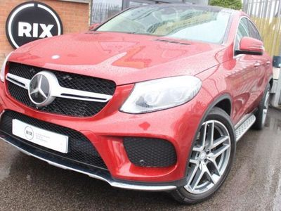 used Mercedes GLE350 GLE-CLASS 3.0D 4MATIC AMG LINE PREMIUM PLUS 4d-HARM Gle diesel coupe