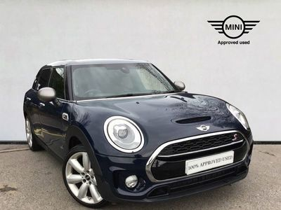 used Mini Cooper Clubman 2.0 S All4 6Dr