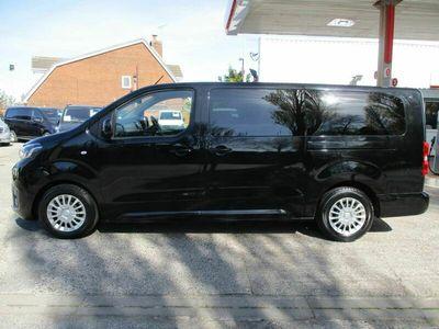 used Toyota Verso Proace2.0D Shuttle Long MPV LWB EU6 (s/s) 6dr (9 Seat)