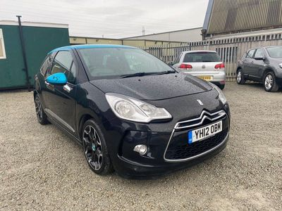 used Citroën DS3 1.6 e-HDi Airdream DSport 3dr