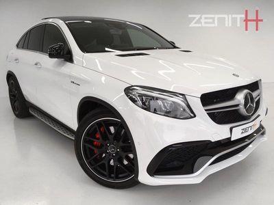 used Mercedes GLE63 AMG GLE-CLASS C292/W166 AMGS 4MATIC PREMIUM 2017