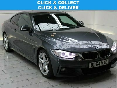 used BMW 430 4 SERIES 3.0 d M Sport