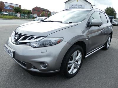 used Nissan Murano 2.5 dCi 5dr