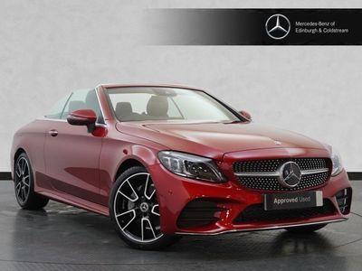 used Mercedes C200 AMG LINE PREMIUM PLUS