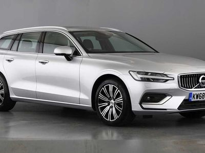 used Volvo V60 T5 Inscription Auto (Intellisafe & Xenium Pack) 2.0 5dr