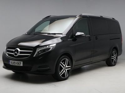 used Mercedes V220 V Classd Sport 5dr Auto [Long] - TOWBAR - 19IN ALLOYS - PAN ROOF 2.2