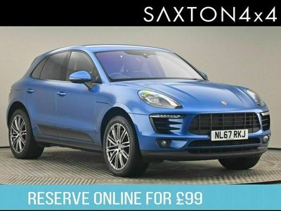 used Porsche Macan 3.0 TD V6 S SUV 5dr Diesel PDK 4WD (s/s) (258 ps) BUY ONLINE