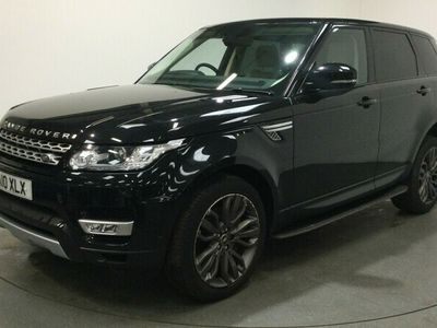 used Land Rover Range Rover Sport 3.0 SDV6 [306] HSE Auto