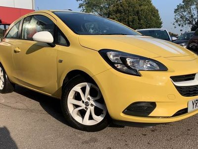 used Vauxhall Corsa 1.4 [75] Sting 3dr