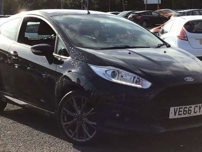 used Ford Fiesta 1.0 Ecoboost 140 St-Line 3Dr