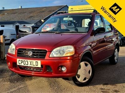 used Suzuki Ignis 1.3 GL 5d 83 BHP! p/x welcome! AUTOMATIC! 2 FORMER KEEPER! LOW MILEAGE! CD-