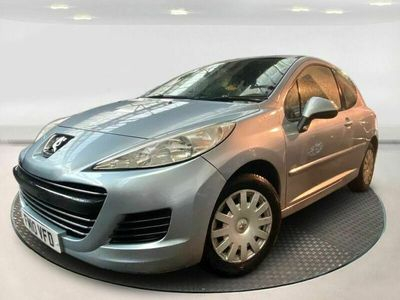 used Peugeot 207 DIESEL LOW INSURANCE AND LOW TAX BAND + 0 ROAD TAX WAOOOO FULL
