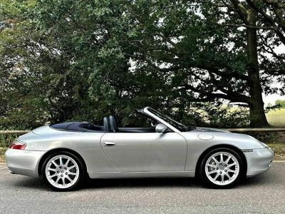 used Porsche 911 Carrera 4 Cabriolet 911 3.4 996 Tiptronic S AWD 2dr