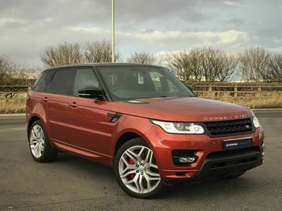 used Land Rover Range Rover Sport 3.0 SDV6 Autobiography Dynamic 5dr Auto
