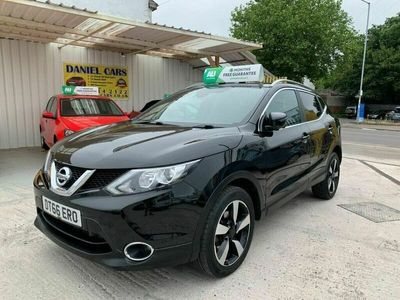 used Nissan Qashqai 1.6 dCi N-Vision Xtronic CVT 5dr (17in Alloys)