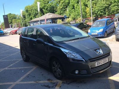 used Peugeot 5008 1.6 Hdi 115 Active 5Dr
